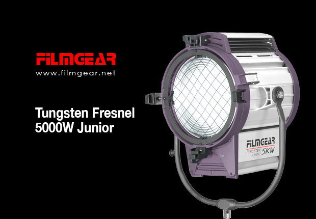 Filmgear Tungsten Fresnel 5KW Junior