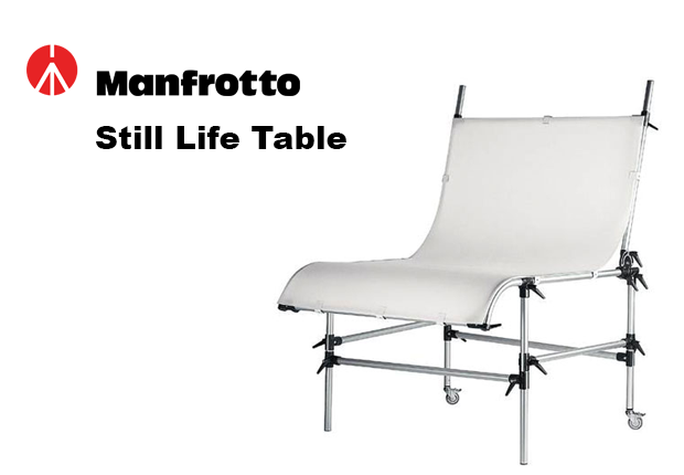 Manfrotto Still Life Table