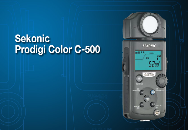 Sekonic Prodigi Color C-500